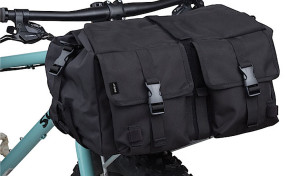 Surly Releases the Porteur House 43L Front Bag for their Porteur Rack
