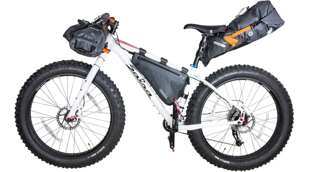 The New 2017 Ortlieb Bikepacking Bag Range | Image: Ortlieb-web.de