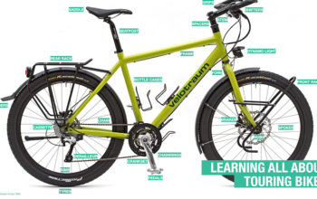 The 2016 Touring Bicycle Buyer's Guide is Now Available!!