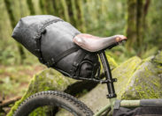 The New PDW Bindle Rack Is A Sway-Free SaddleBag Option For Bikepacking