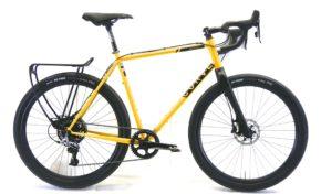 The New 2017 Curve Grovel V2 Light Touring Bike