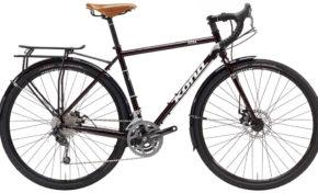 The New 2017 Kona Sutra Touring Bike