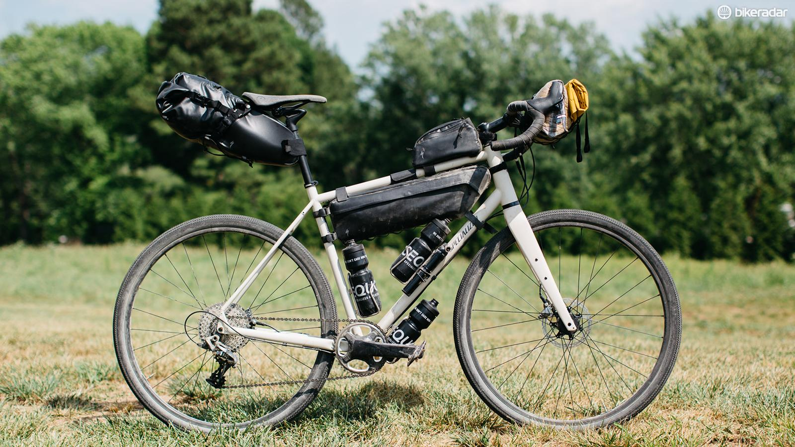 The New 2017 Specialized Sequoia Light Touring Bike