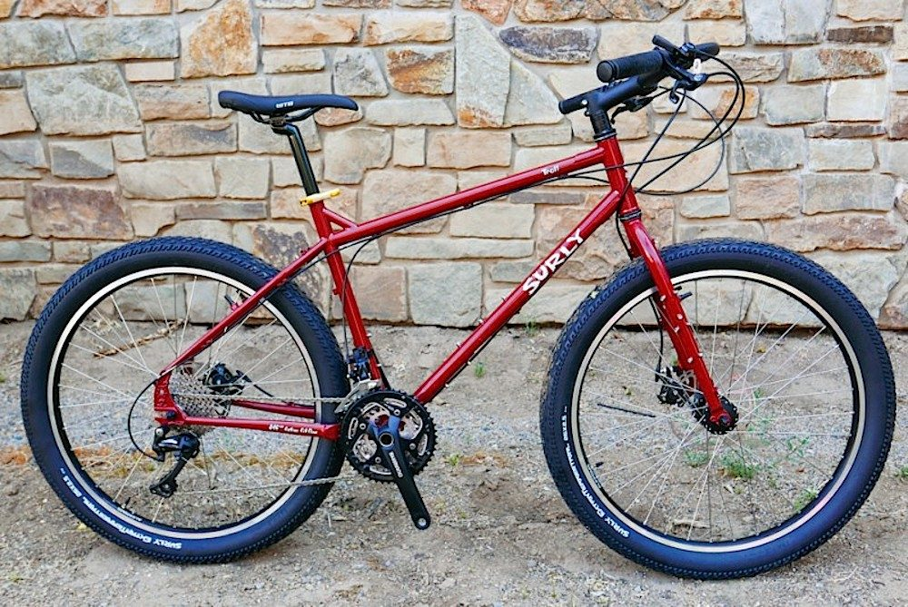Surly Troll Off Road Touring