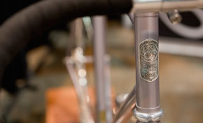 The Lost Art of The Ornamental Bicycle Head Badge