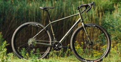 The New 2017 Bombtrack Beyond Offroad Touring Bike