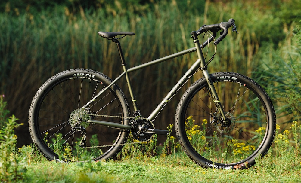 I Want To Build A Touring Bike