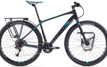 The New 2017 Giant Toughroad SLR Offroad Adventure Touring Bikes