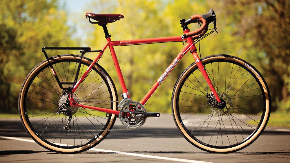 The New 2017 Salsa Marrakesh Touring Bike Cyclingabout