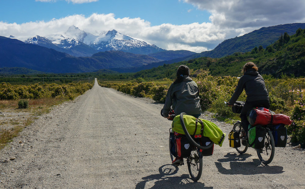 Bicycle Touring Chile