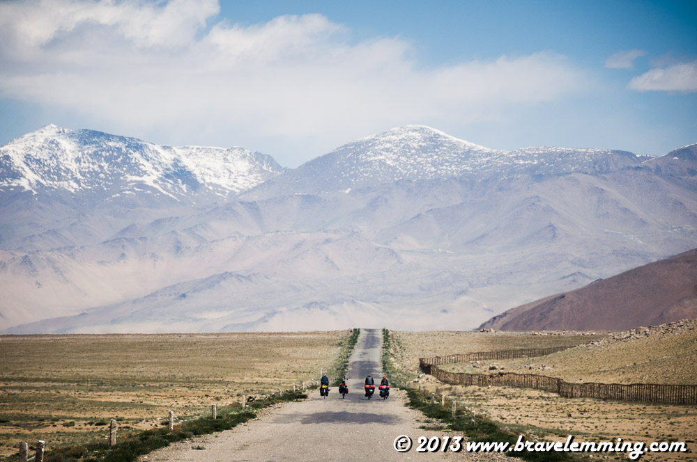 Pamir Highway Cycling