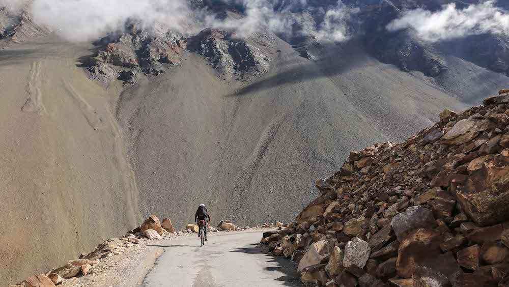 Cycling Leh Menali