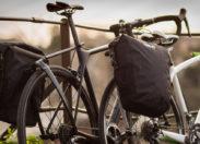 Carbon Tailfin Rack: Turn Your Road Bike into A Lightweight Touring Bike