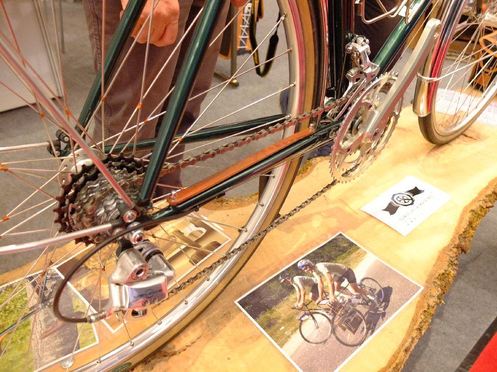 Gilles Berthoud touring bike