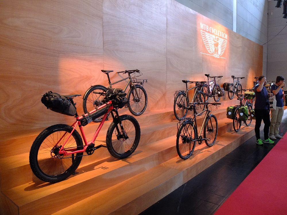 MTB Cycletech Touring Bikes