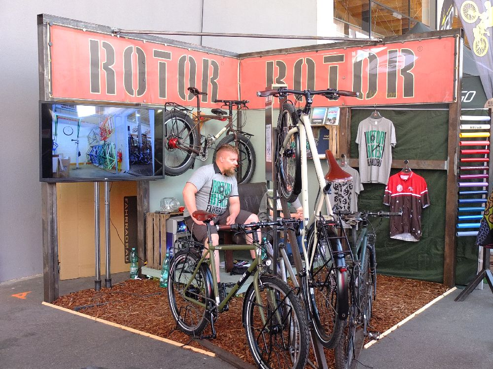 Rotor Touring Bikes