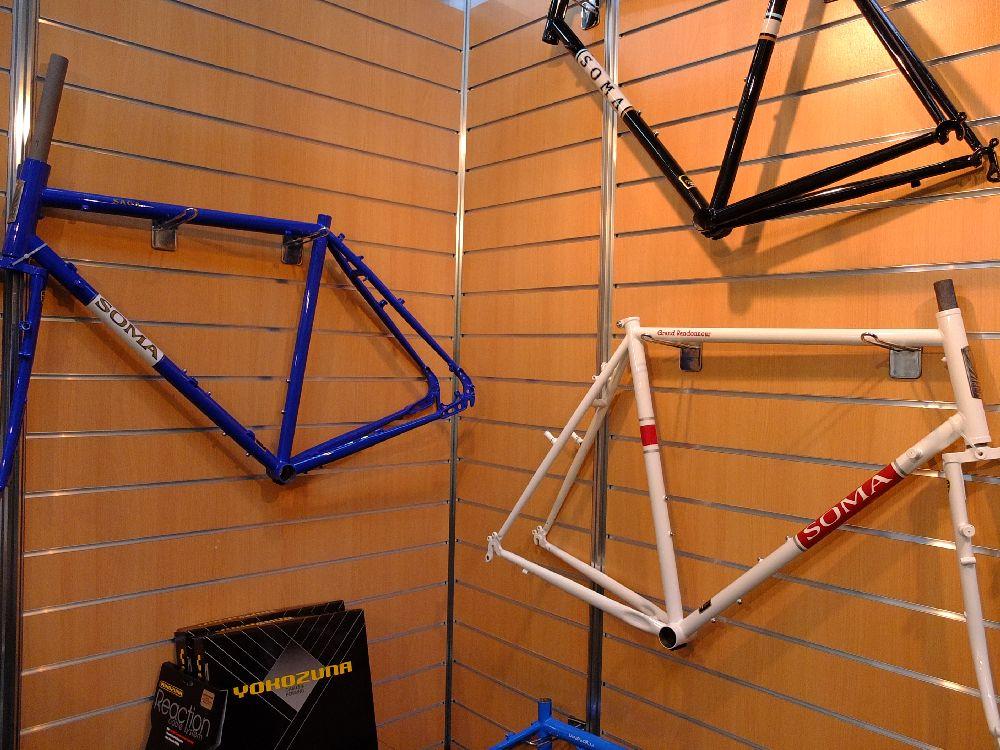 Soma Steel Frames