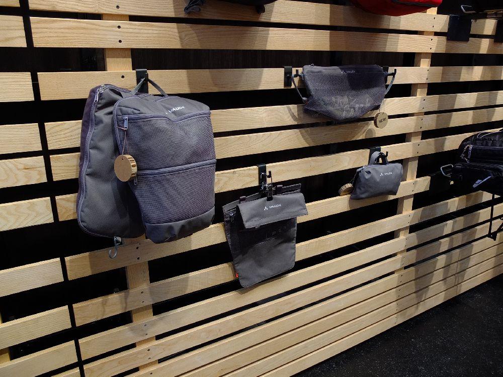 Vaude Accessory Bags Eurobike 2016