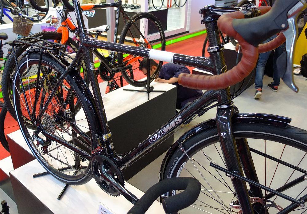 Wiawas Donar Touring Bike