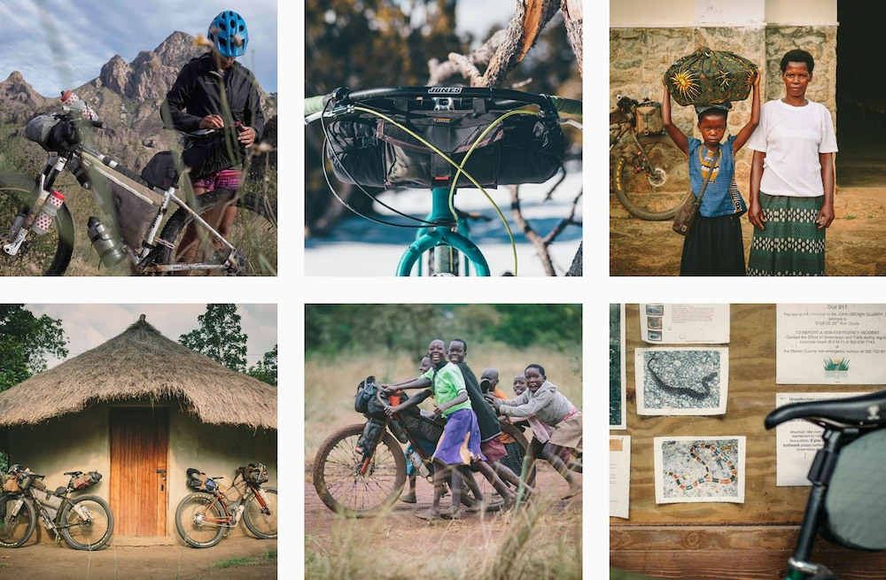 Best Bicycle Touring Instagram Accounts