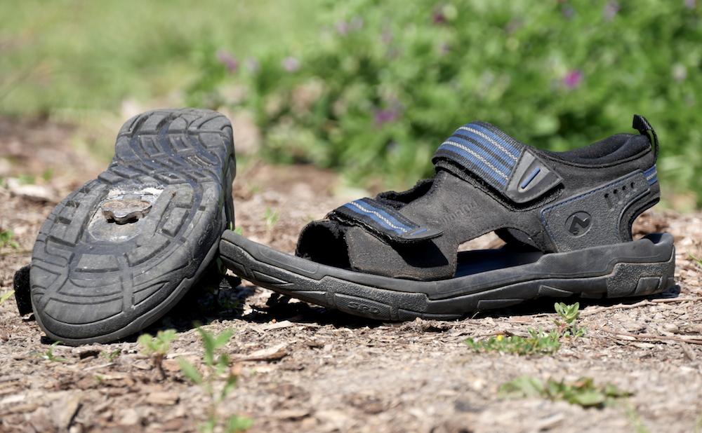 Clip In Sandals