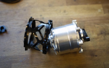 The Kindernay XIV Hub: A 14 Speed Internally Geared Rohloff Competitor?
