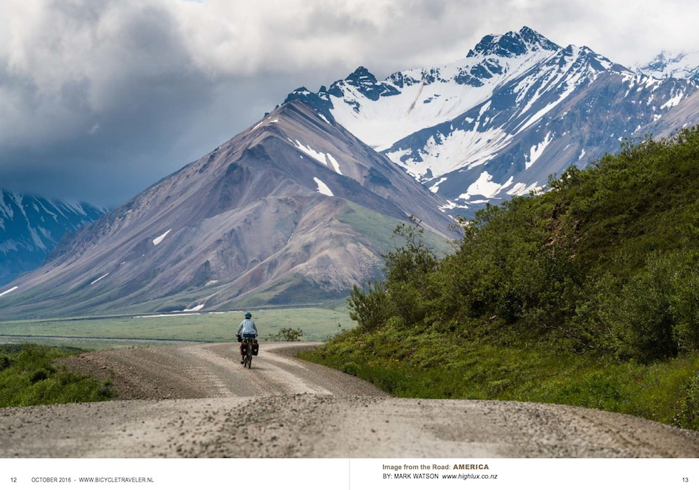 bicycle traveler magazine