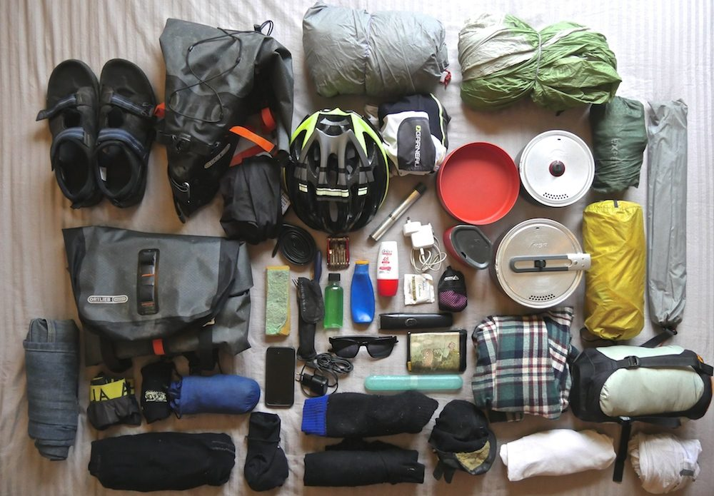 Gear List 9 5kg Bikepacking Packing List For Two Weeks