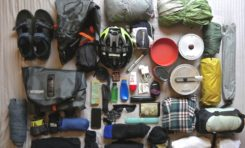 Gear List: 9.5kg Bikepacking Packing List for Two Weeks Self-Supported