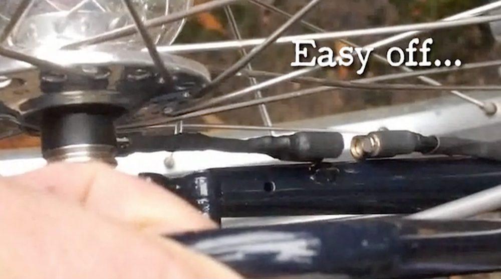 dynamo cable connector