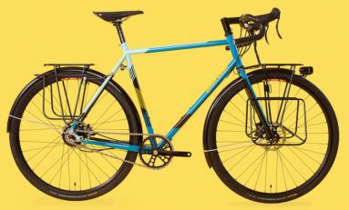This Geekhouse Woodville Touring Bike Is Simple and Classy