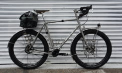 Check Out This Droolworthy Page Street Cycles Pinion Touring Bike