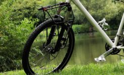 All About Front Racks For Bicycle Touring