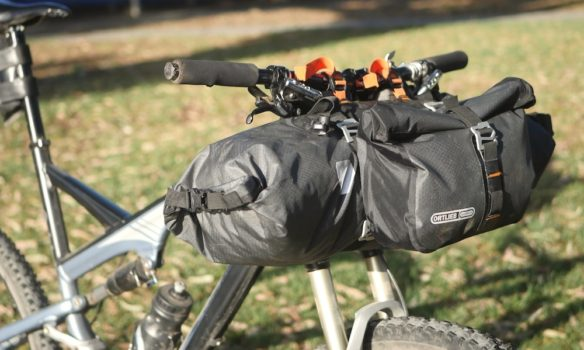 Long Term Bikepacking Bags Test: Ortlieb Handlebar Pack Review