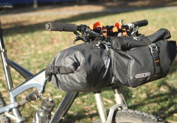 Long Term Bikepacking Bags Test: Ortlieb Handlebar Pack Review