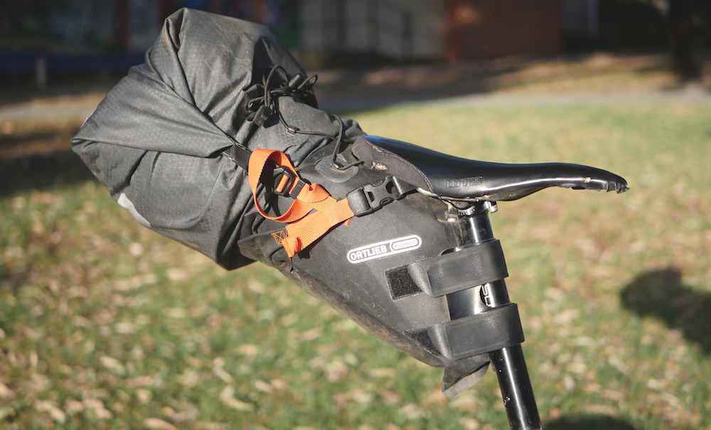 Ortlieb Seat Pack Review Long Term Bikepacking Bags Test