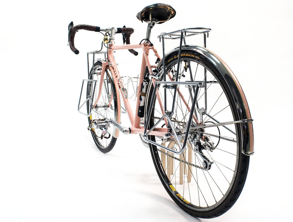 hand built bicycle program