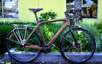 A Wooden Bicycle? Renovo Prove That A Wood Touring Bike Is Possible