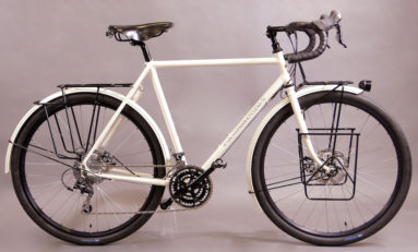 This Chapman Cycles Touring Bike Perfectly Blends New Tech With The Past