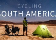 Video: Cycling South America With Kamran On Bike