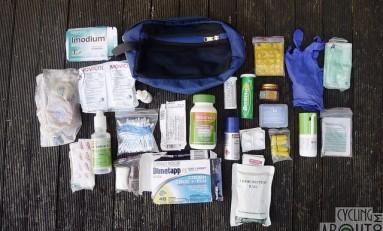 Bike Touring Gear List: Medical Kit