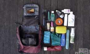 Bike Touring Gear List: Alee's Toiletries