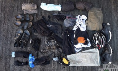 Bike Touring Gear List: Alee's Clothing