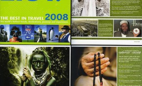 Trip Planning: Lonely Planet Blue List