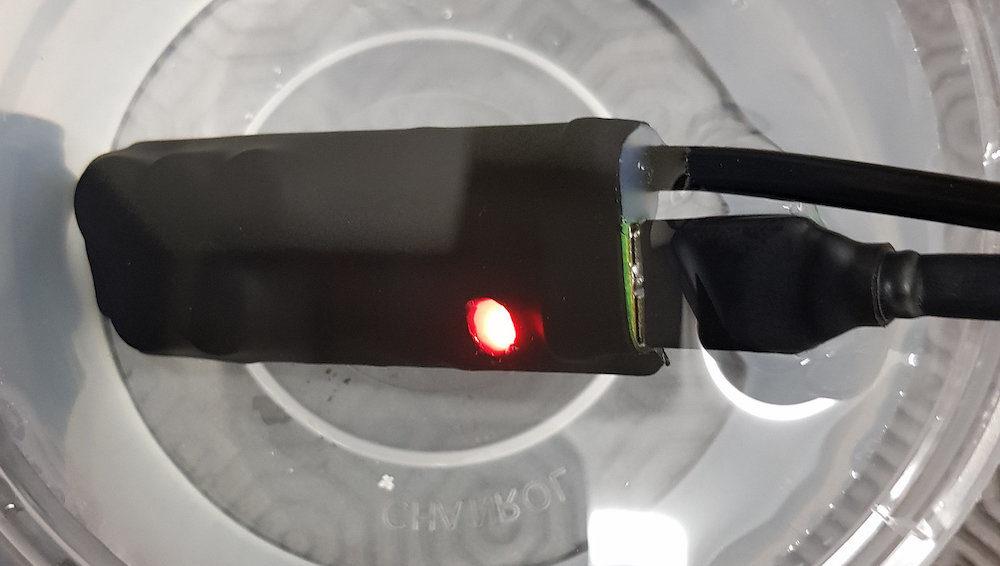 usb dynamo charger