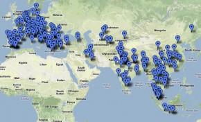 Trip Planning: Alleykat World Trip Maps