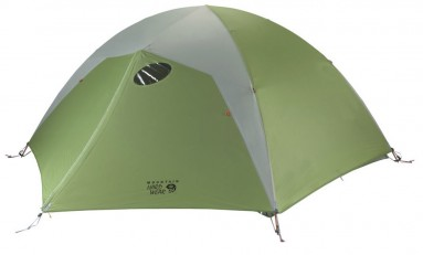 Review: Mountain Hardwear Skyledge 3 Tent (2011)
