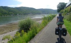 Blog 8: Riding Our Toushies Off Along The River Rhine