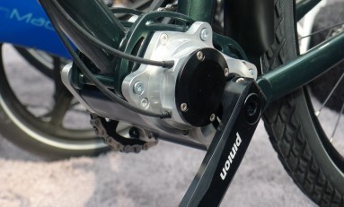 Pinion Gearbox 18 Speed: The Future for Bike Touring? A Rohloff Replacement?