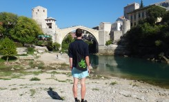 A Mostly Missing Menagerie About Mostar